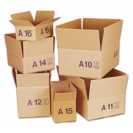 CAISSE CARTON GALIA A, emballage industriel Emballiance